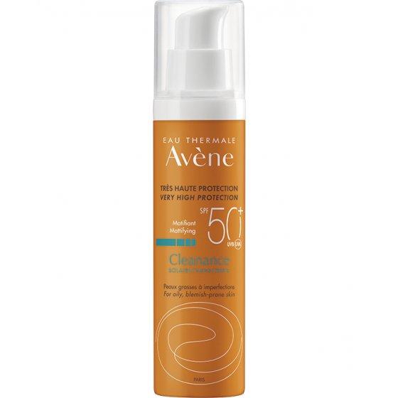 Avene Solar Spf50+ Cleanance 50ml