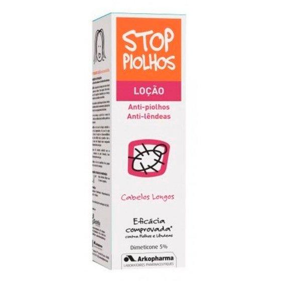 Stop Piolhos Locao Cabelos Longos100ml