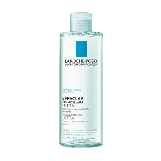 La Roche-Posay Effaclar Ult Ag Mic 400ml