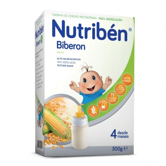 Nutribén Biberon 300g