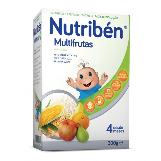 Nutribén Multifrutas 300g