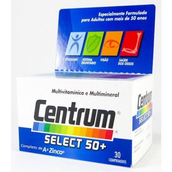 Centrum Select50+ Comp Rev X 30 x 30 comps