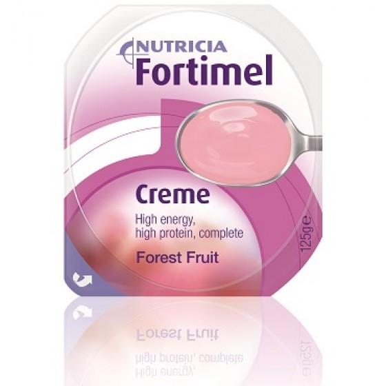 Fortimel Creme Frutos Silvestr 125 G X4 emul oral emb