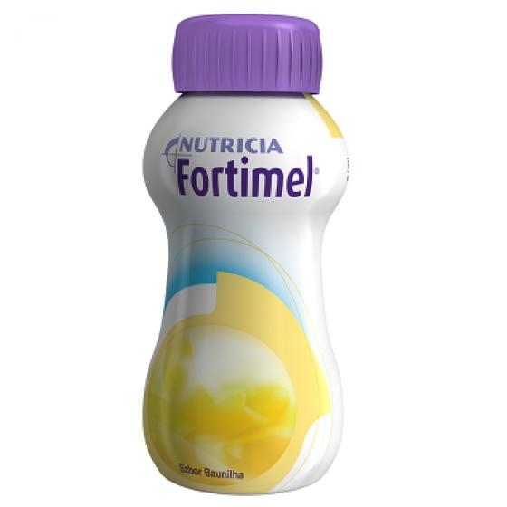 Fortimel Sol Baunilha 200ml X4 emul oral frasco