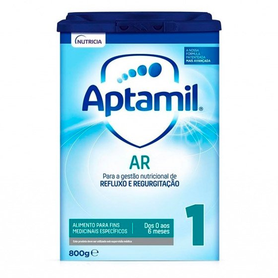 Aptamil Ar 1 Leite Anti Regurgit 800 G