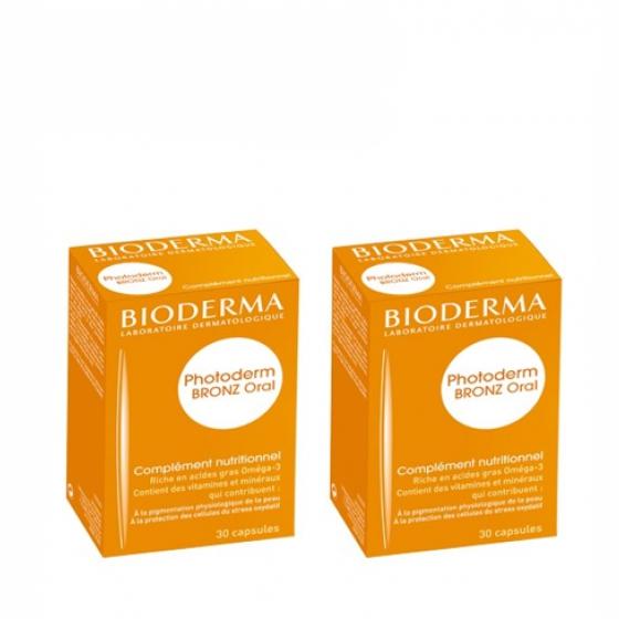 Photoderm Bioderm Pack Caps X 60 cáps(s)