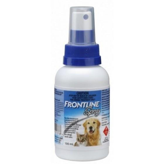 Frontline Spray Spray Insect C/G 100ml sol pulv cut
