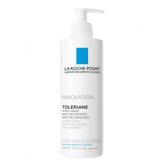 La Roche-Posay Toleriane Cr Lav 400ml