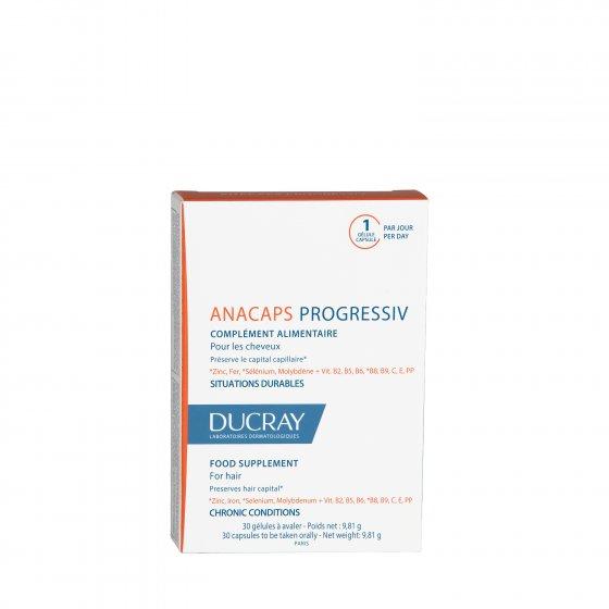 Ducray Anacaps Progressiv Caps X30 cáps(s)