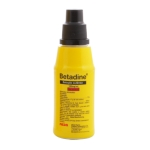 Betadine, 100 mg/mL-125mL x 1 sol cut