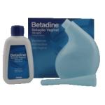 Betadine, 100 mg/mL-200mL x 1 sol vag frasco