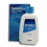 Betadine, 40 mg/mL-200 mL x 1 esp vag emb