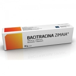 Bacitracina Zimaia (10g), 500/2000 UI/g x 1 pda